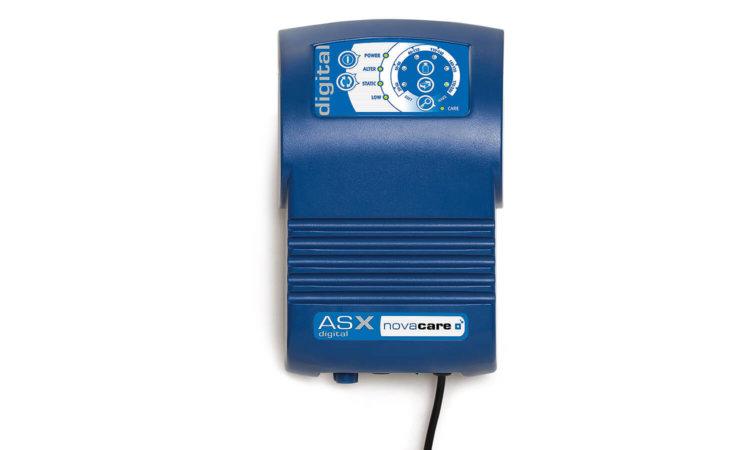 ASX digital 5 inch Steuergerät digital