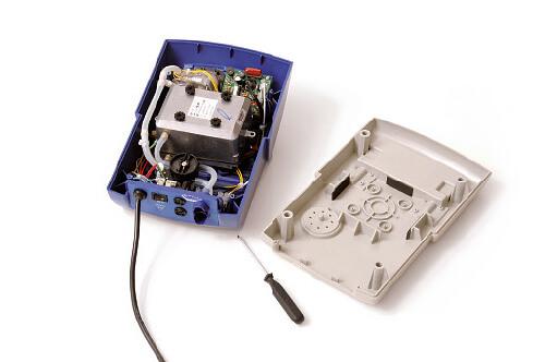 Geräteinspektion Wechseldrucksysteme