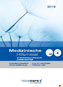 novacare Hilfsmittelkatalog deutsch 2019