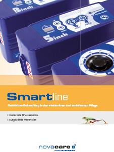 novacare Smartline Smartmove Broschüre