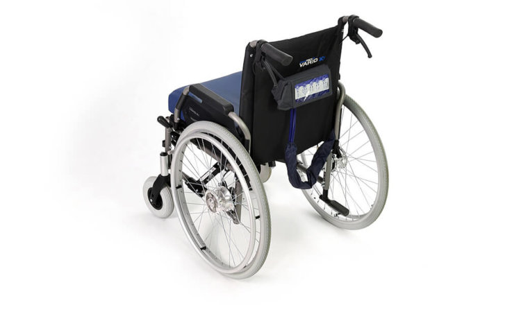 Smartmove wheelchair cushion example 2