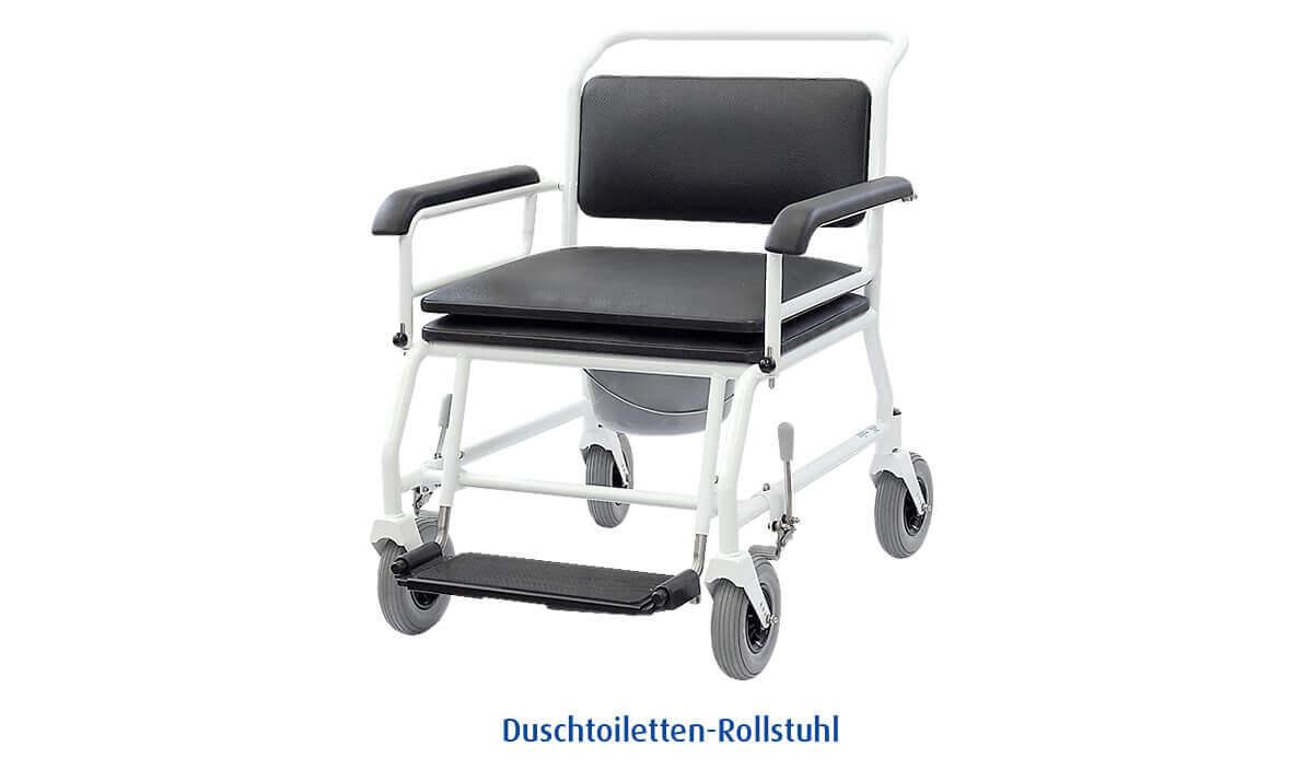 Duschtoiletten Rollstuhl