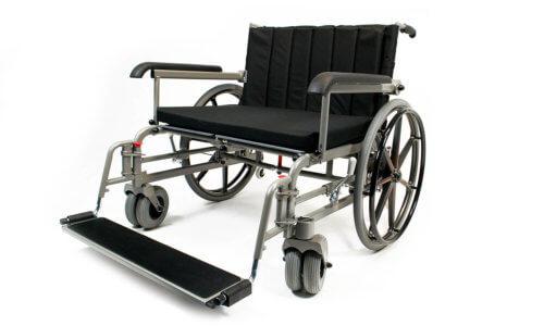 bariatric wheelchair robus