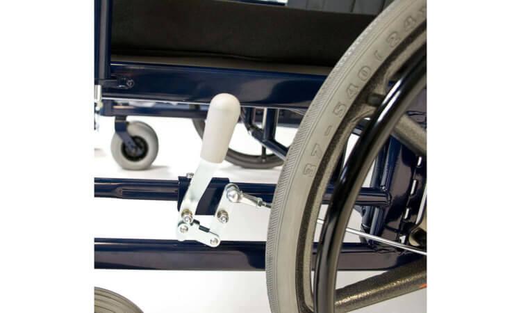 Schwerlast Rollstuhl Robus 2
