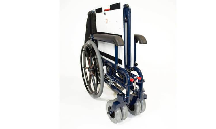 Schwerlast Rollstuhl Robus 3