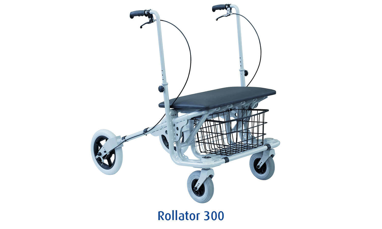 Schwerlast Rollator 300