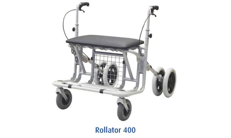 Schwerlast Rollator 400