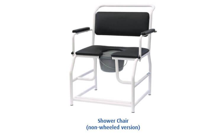 shower chair non wheeled version