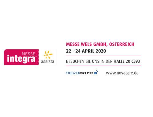integra Messe vom 22.04. – 24.04.2020 in Wels, Österreich